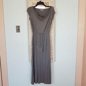 GAP Cowl Neck Jersey maxi dress XS Petite